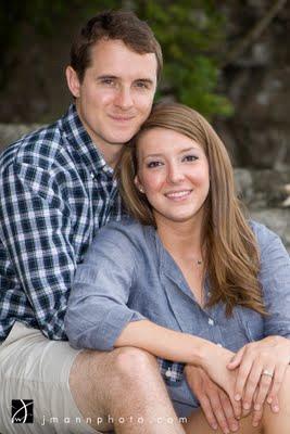 Door County Wedding Engagement Pictures