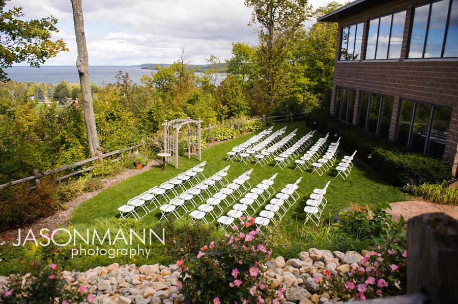 Jason Mann Photography - Door County Outdoor Wedding at the Landmark Resort