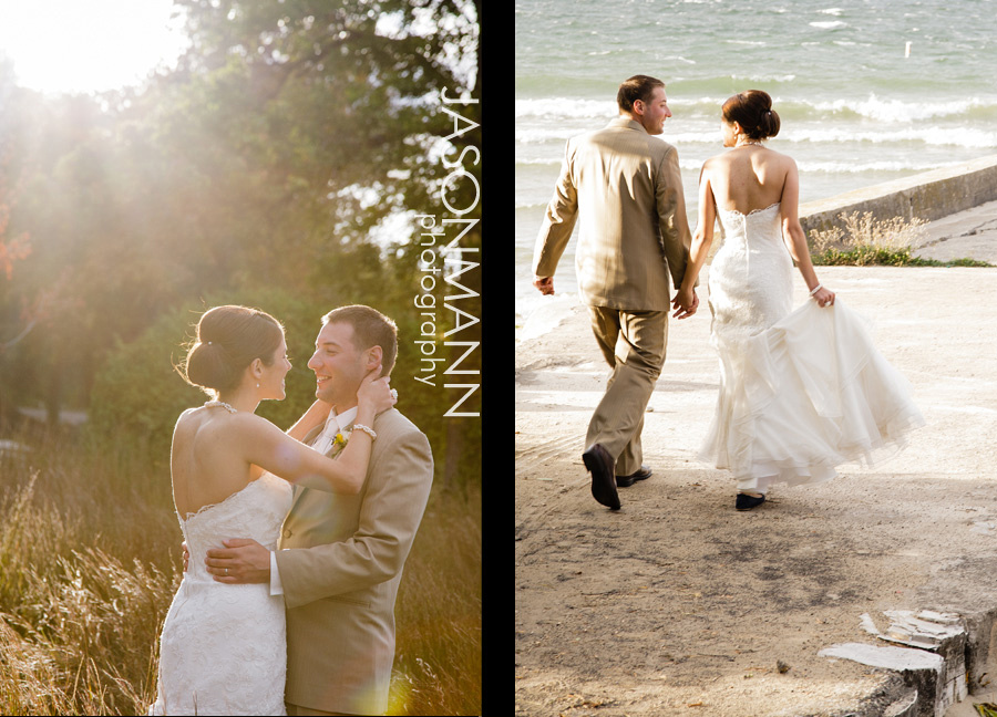 Jason Mann Photography - Door County Wedding by the Bay of Green Bay