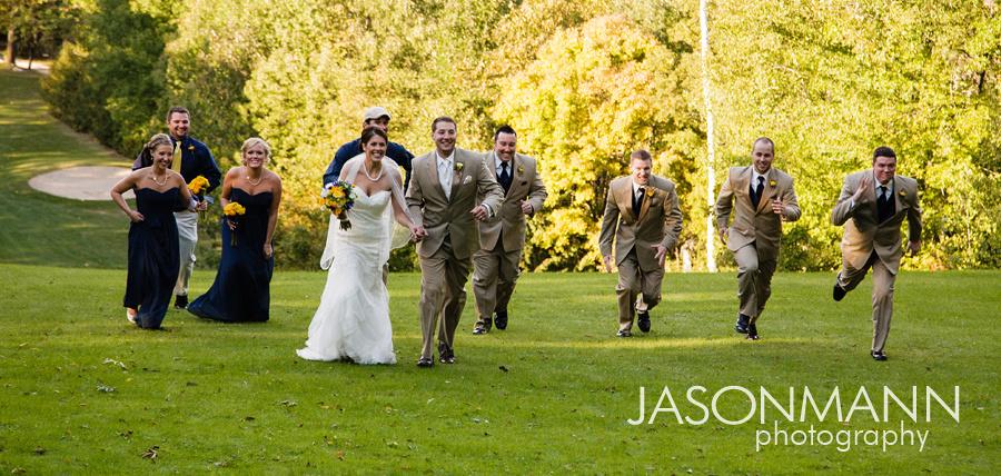 Jason Mann Photography - Door County Wedding Party