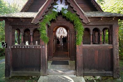 Bjorklunden Chapel Wedding