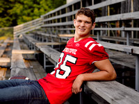 Dylon Iverson    Senior Photos