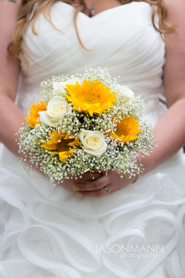 Door County Bride, Door County Wedding Bouquet